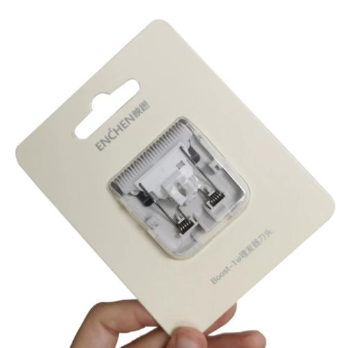 Ανταλλακτική κεφαλή για την Κουρευτική Μηχανή Enchen Boost - Λευκή