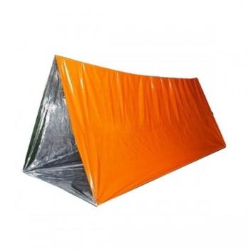 Life BIVY Survival Sleeping Bag Εκτάκτου Ανάγκης/Επιβίωσης OEM-516778 Πορτοκαλί