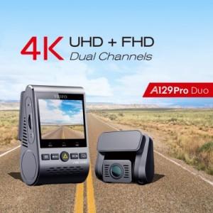 4K Κάμερα Αυτοκινήτου από τη Viofo!