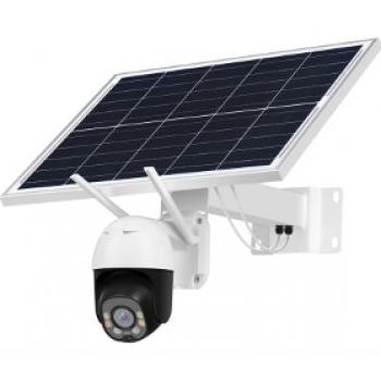 Cleverdog A10-4G Ηλιακή Κάμερα 4G ( Wifi/ 1080p/ 2MP/ IP65/ Αν. κίνησης/ Νυχτερινή Λήψη)