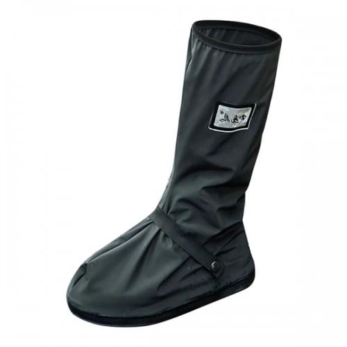 Αδιάβροχες Γκέτες - Καλύμματα Παπουτσιών Για Βροχή Με Φερμουάρ - Shoe Cover σε 4 μεγέθη (S/M/L/XL) ΟΕΜ-693