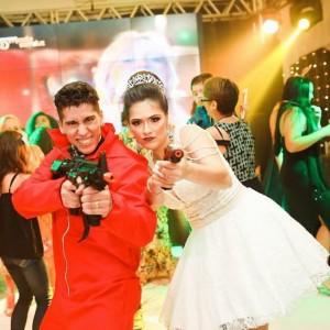 La Casa de Papel: H νέα τάση σε γάμους και Bachelor!