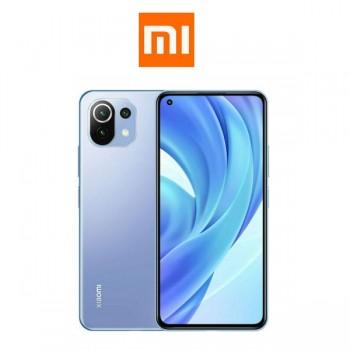 """Xiaomi Mi 11 Lite Global (6.55""""/4G/8πύρηνο/3πλή Κάμερα 64MP+8MP+5MP/6GB-128GB) Bubblegum Blue (Δώρο Ακουστικά)"""