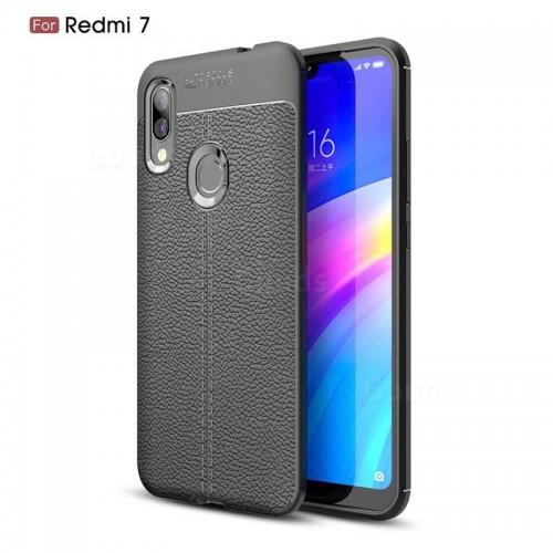 Θήκη Backcover για το Xiaomi Redmi Note 7 - Μαύρο (OEM 23987)