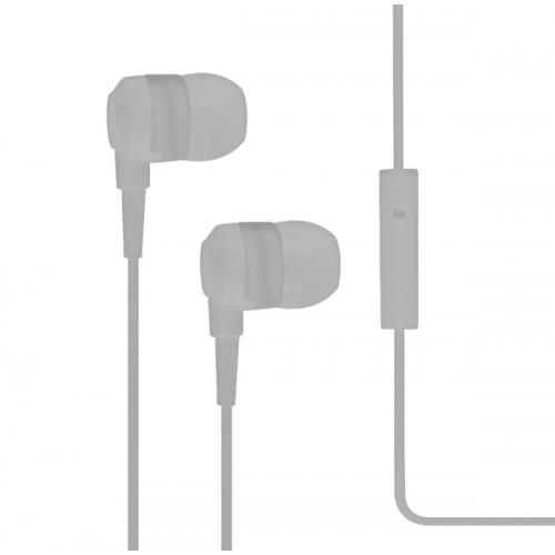 TTEC J10 Ακουστικά & Handsfree Grey