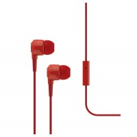 TTEC J10 Ακουστικά & Handsfree Red