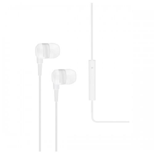 TTEC J10 Ακουστικά & Handsfree White
