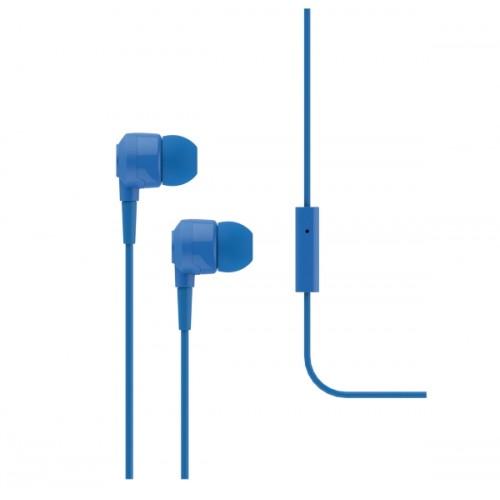 TTEC J10 Ακουστικά & Handsfree Blue