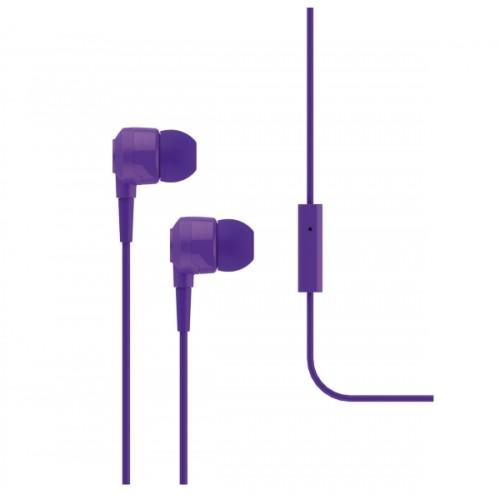 TTEC J10 Ακουστικά & Handsfree Purple