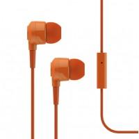 TTEC J10 Ακουστικά & Handsfree Orange