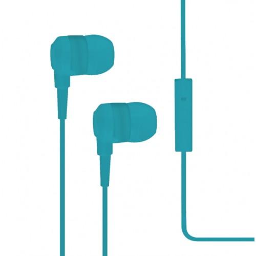TTEC J10 Ακουστικά & Handsfree Turquoise
