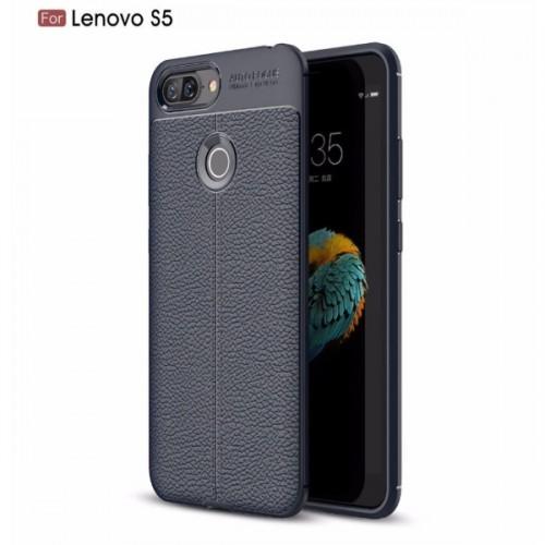 Θήκη Backcover για το Lenovo S5 - Μαύρο (OEM 23789)