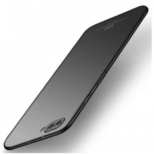 MSVII Ματ Backcover Θήκη (Huawei Honor 10) (Μαύρη)