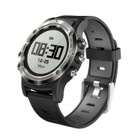 iWownfit P1mini Outdoor GPS Watch (GPS/HR/Επιτάχυνση/BT 5.0/IP68)