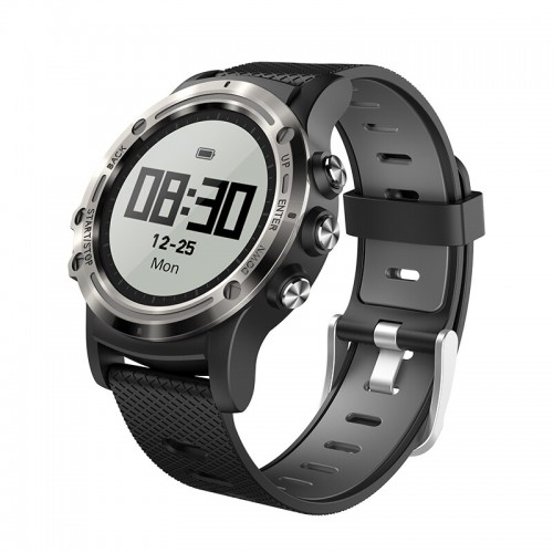 iWownfit P1mini Outdoor GPS Watch (GPS/HR/Επιτάχυνση/BT 5.0/IP68)