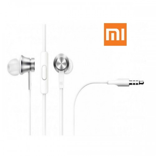 Xiaomi Mi Piston In-Ear Headphones Basic Edition - Silver