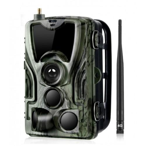 Suntek hc801LTE-li με μπαταρία λιθίου 5000mAh Κάμερα Καταγραφής και Αποστολής Video και MMS (4G/16MP/1080P/GSM)