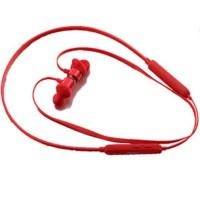 Mifa S1 Sport Bluetooth Headphones με μικρόφωνο HD, Magnetic (Κόκκινο)