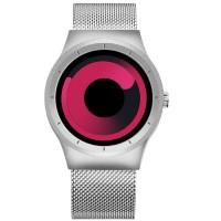 Skone Oldbury 7432 Ρολόι Χειρός (Silver Pink)