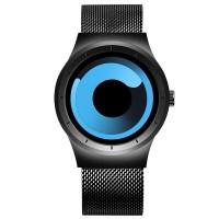 Skone Oldbury 7432 Ρολόι Χειρός (Black Blue)