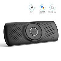 Onever 3W Bluetooth V.4.2 Αυτοκινήτου με Ενσωματωμένη Μπαταρία - Car Kit Bluetooth