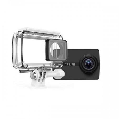 Yi Lite & Waterproof Case (16MP/4K/2'' LCD/60fps/mSD) - Μαύρη