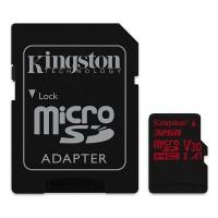 Kingston Canvas React microSDXC Speed Class U3 SDCR/32GB