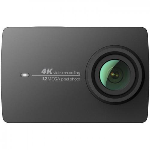 Yi 4K - EU Edition (4K 12MP WIFI Action Cam) (Μαύρη)