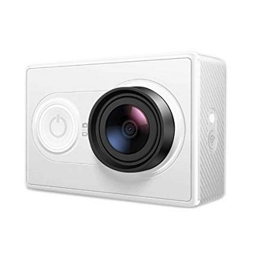 Yi EU Edition Ambarella A7LS 1080P 16MP WIFI Action Camera(Λευκή)