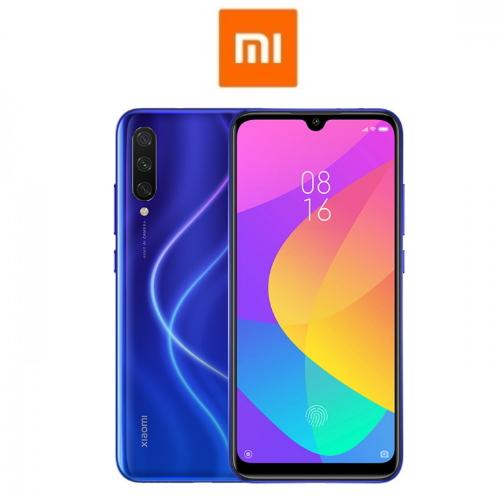 """XIAOMI Mi A3 (6.088""""/4G/8πύρηνο/4GB-64GB) Μπλε"""