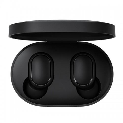 Xiaomi Redmi AirDots TWS Bluetooth Ακουστικά Ασύρματα In-Ear (ZBW4467CN) - Μαύρα