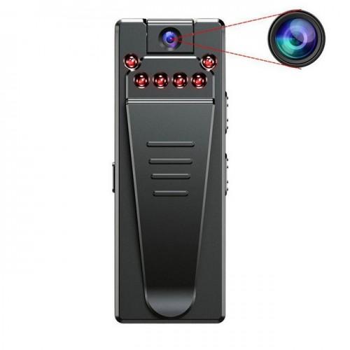 Safest A7 Κρυφή Κάμερα 1080P (5 ώρες/ανίχν. κίνησης/νυχτ. λήψη/FHD)