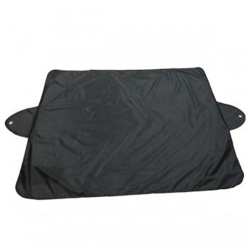 Προστατευτικό κάλυμμα για παρμπρίζ αυτοκινήτου (Μαύρο) OEM - 310120
