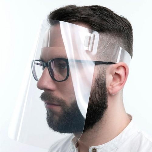 Αντιβακτηριακή Προσωπίδα Προστασίας 3MK - AntiBacterial Protective Helmet (Lite)