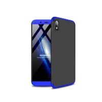GKK 360 Full Cover Μαύρο/Mπλε (Xiaomi Redmi 7A)