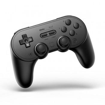 8Bitdo Pro 2 Gamepad Black Edition - Bluetooth and Type C - Nintendo Switch/PC/MAC/Android/Raspberry