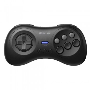 8Bitdo M30 Bluetooth Ασύρματο Gamepad για Android / PC / Switch Μαύρο