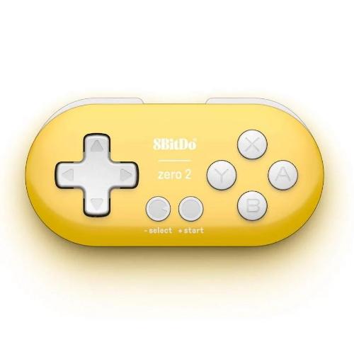8Bitdo Zero 2 Controller Yellow