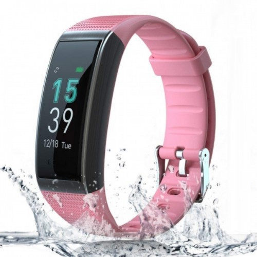 AKASO H-Band 3 Fitness Tracker - Ροζ