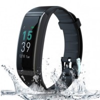 AKASO H-Band 3 Fitness Tracker - Μαύρο