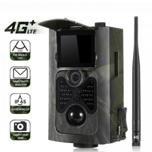 Suntek HC-550LTE Κάμερα Καταγραφής και Αποστολής Video και MMS (4G/16MP/1080P/GSM)