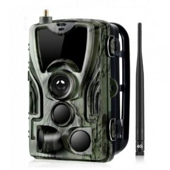 HC-801Plus 4G/2K/30MP/Αποστολή βίντεο-φωτογραφιών μέσω εφαρμογής