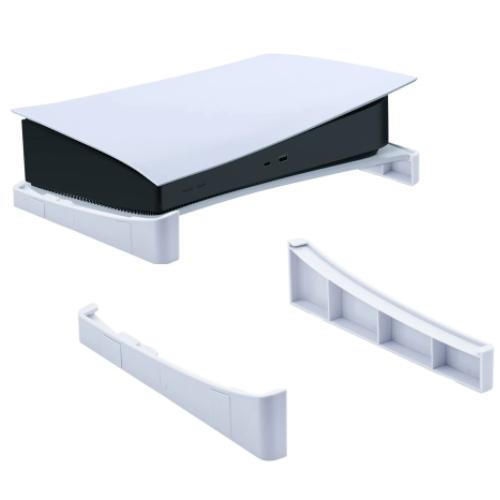 JYS P5143 Οριζόντια Βάση Στήριγμα για Playstation 5 - Λευκή