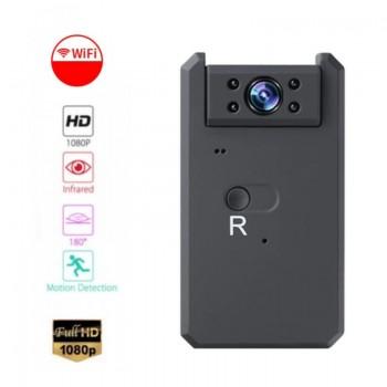 SMARCENT WiFi MD90 Κρυφή Κάμερα Μακράς Διάρκειας 1080P (6,5 ώρες/Νυχτερινή Λήψη/Ανίχνευση Κίνησης)