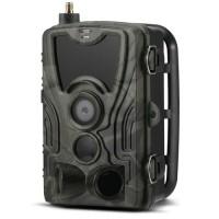Suntek HC-801LTE Κάμερα για Κυνηγούς - - Ανίχνευση Κίνησης (2G/3G/4G/20MP/1080P/44IRLED/GSM/GPS)