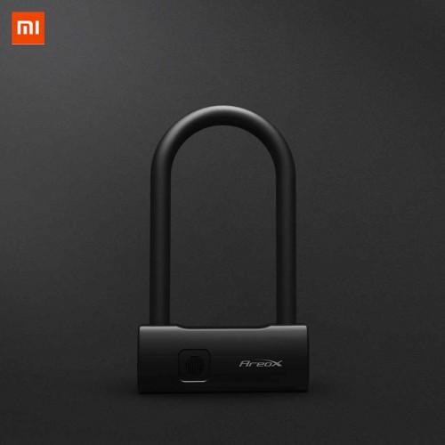 Xiaomi AreoX U8 Long Smart Fingerprint U-lock - Κλειδαριά με δαχτυλικό αποτύπωμα