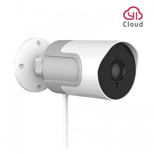 Yi IOT Outdoor Security/IP Camera(Νυχτερινή λήψη/Αμφίδρομη Επικοινωνία/1080p/108°/Ανίχνευση Κίνησης/Εξωτερικού χώρου)