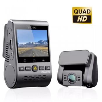 "VIOFO A129 Plus Duo Διπλή Κάμερα DVR Αυτοκινήτου με GPS 2K 1440P και LCD 2"""