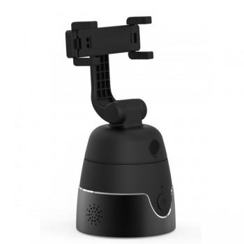 Cleverdog AI Shooting Selfie Stick Βάση Gimbal Κινητού Τηλεφώνου με Ανίχνευση Κίνησης (Personal Cameraman) Μαύρη