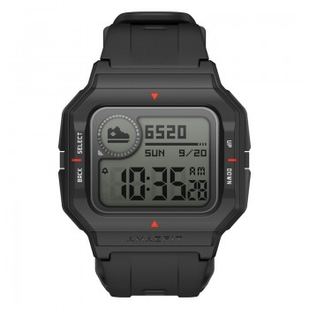 Xiaomi Amazfit Neo W2001OV1N Smartwatch (Μαύρο)